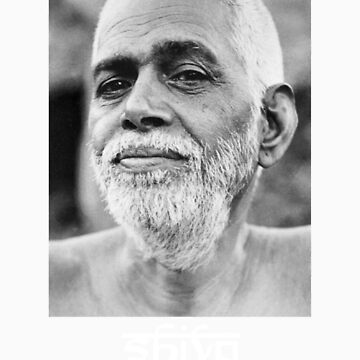 Sri Ramana Maharshi by Quark23