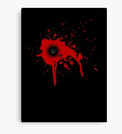 Capped Canvas Print