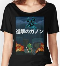 Attack on Ganon Women's Relaxed Fit T-Shirt