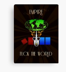 Empire FTW Canvas Print