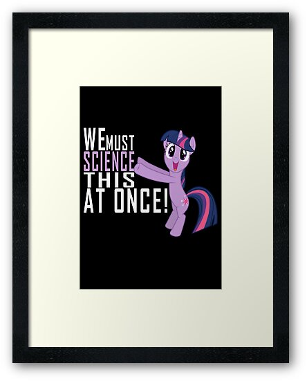 Science Poster by Northern Dash