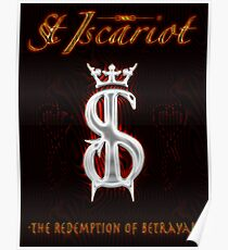Saint Iscariot Poster