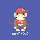 DKR Diddy  by gallantdesigns