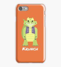 DKR Krunch  iPhone Case/Skin