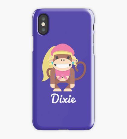 DKR Dixie Kong iPhone Case/Skin