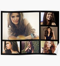 Nina Dobrev is so beautiful  Poster