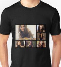 Nina Dobrev is so beautiful  Unisex T-Shirt