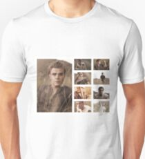 Paul Wesley grass photoshoot T-Shirt