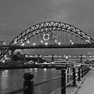 Tyne Bridge Newcastle by Elaine123