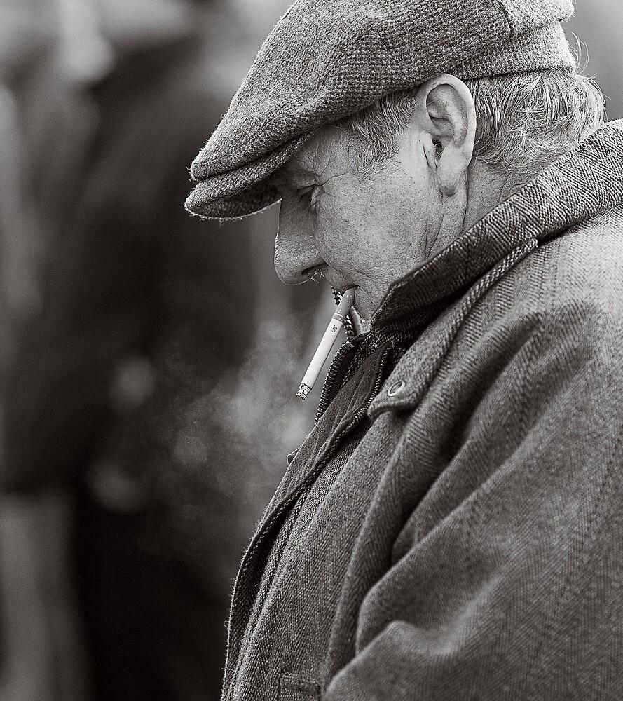 The latest cigarette by David Harrison