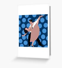 Jerry & Lise- An American In Paris2 Greeting Card