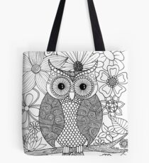 Who Gives a Hoot? Tote Bag