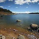 Lake Eucumbene by Day by yolanda