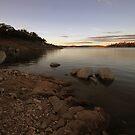 Lake Eucumbene Dusk by yolanda