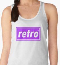 Retro - Purple Women's Tank Top