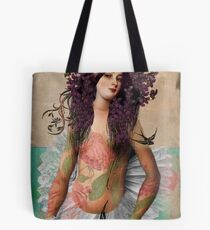Portrait 06 Tote Bag