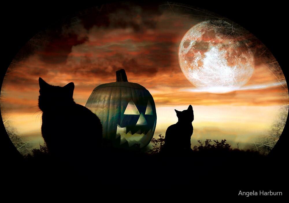 Black Magic Moon by SpinningAngel