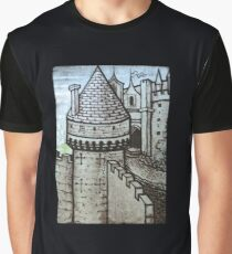 medieval castles and fairy tales Graphic T-Shirt