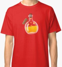 Super Spellbound Caves - Fire Resistance Potion T-Shirt Classic T-Shirt