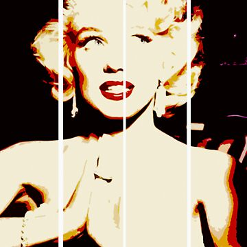 Marilyn Monroe by GirlsnGuns