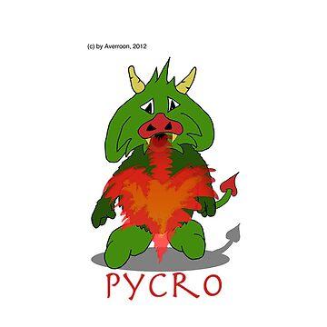 Pycro 2 by Averroon