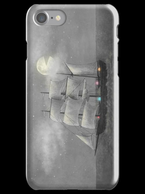 Ghost Ship by Terry  Fan