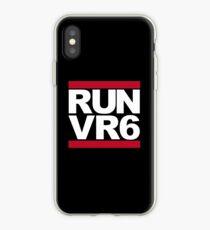 RUN VR6 iPhone Case