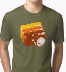 Leica addict Tri-blend T-Shirt