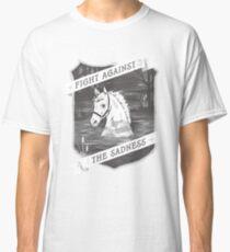 Fight against the sadness, Artax! Classic T-Shirt