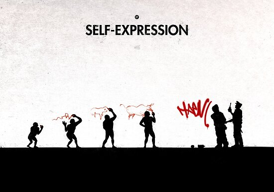 99 Steps of Progress - Self-expression by maentis
