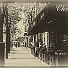 Parisian Postcard - XV by circleMstudios