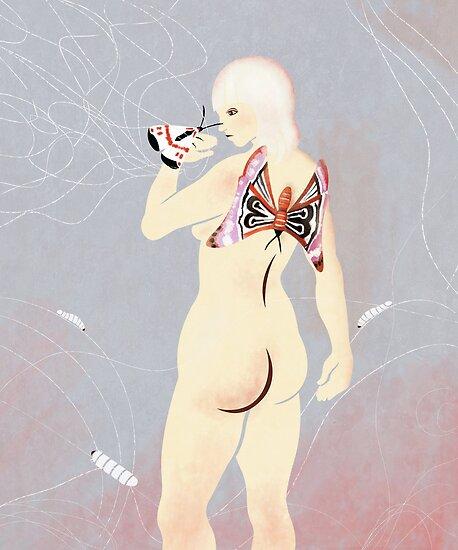 Moth Silk by Ken Tackett