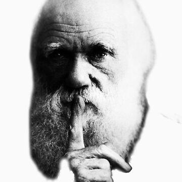 Charles Darwin by arwenundomiel93