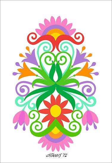 VERTICAL ARTWORK 02 by RainbowArt