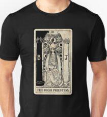 the monochromatic high priestess Unisex T-Shirt