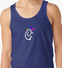 Chick-Fil-Gay Logo Tee Tank Top