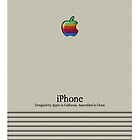 Macintosh iPhone Case by jonasdeprins