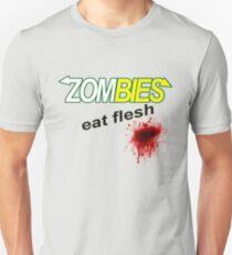 Zombies Eat Flesh Unisex T-Shirt