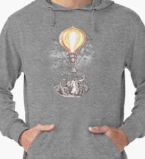 The Adventurers of the Sun and Sky Lightweight Hoodie
