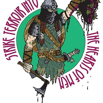 STRIKE TERROIR INTO THE HEARTS OF MEN by AStormofQuills