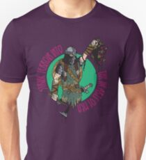 STRIKE TERROIR INTO THE HEARTS OF MEN Unisex T-Shirt