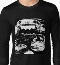 "Domo ""Scared"" (2) Long Sleeve T-Shirt"
