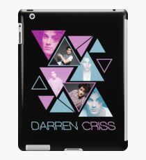 DC ▲ iPad Case/Skin