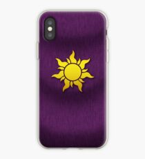 Tangled Kingdom Sun Emblem 1 iPhone-Hülle & Cover