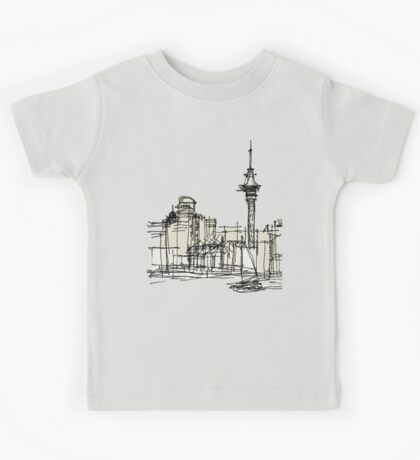 Auckland Silhouette Kids Clothes