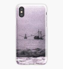 Shrimpboats  iPhone Case