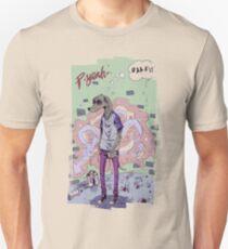 P-Yeah Spray Dog Tee Unisex T-Shirt
