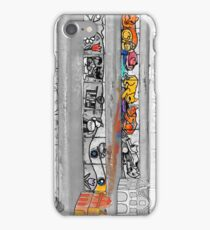 Cats On The Steps iPhone Case/Skin