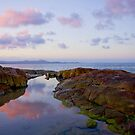 Sunset at Horseshoe Bay II by Lorraine Creagh