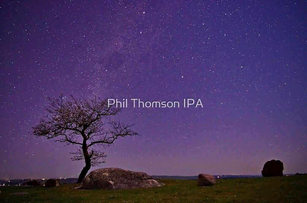"""Stellar Evening At The Rocks"" by Phil Thomson IPA"